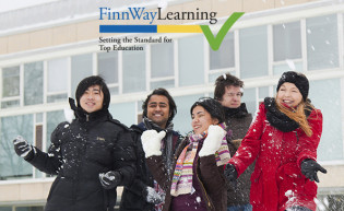 FinnWayLearning nuoret