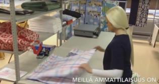 Kotityö- ja puhdistuspalvelujen video