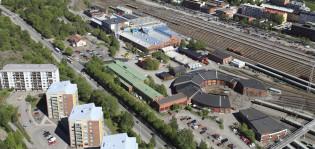 Kaupunki suunnittelee VR:n varikkoalueelle uutta käyttöä