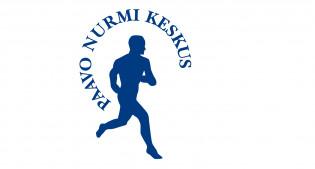 Paavo Nurmi -keskus logo