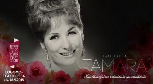 Tamara-musikaalin ensi-ilta syksyllä
