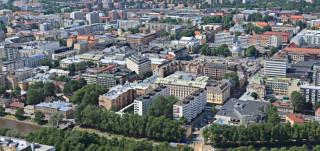 Ilmakuva Turku asumispalvelut